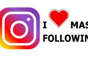 Массфолловинг и масслайкинг в Instagram